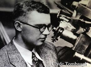 Clyde Tombaugh, Pluto's discoverer